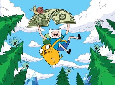 Cartoon Network si dr. Martens lanseaza o editie limitata de incaltaminte
