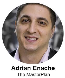 Adrian Enache - speaker