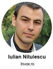 Iulian Nitulescu - speaker 3 nov2