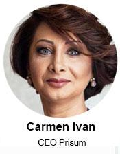 Carmen Ivan (CEO Prisum International Trading) – speaker Femei de cariera, 24 noiembrie 2015