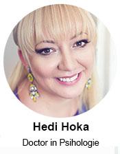 Hedi Hoka (doctor in psihologie) – speaker Femei de cariera, 24 noiembrie 2015