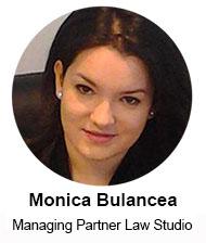 Monica Bulancea (Managing Partner Law Studio) – speaker Femei de cariera, 24 noiembrie 2015