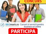 Ai un blog sau o afacere? Participa la concurs si castiga un curs de SEO!