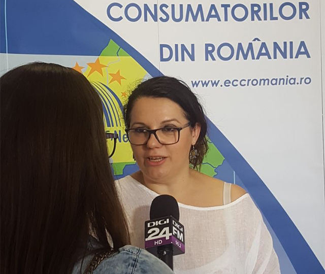 Interviu - Laura Pascu - Communication Manager ECC Romania