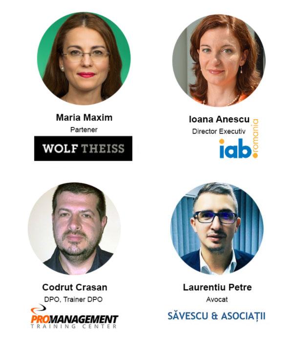PR2Advertising.ro te invita la a doua editie a conferintei GDPR. Vezi care sunt temele de discutie si cine sunt speakerii confirmati