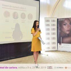 Conferinta Femei de cariera la a X-a editie - vezi cele mai importante momente