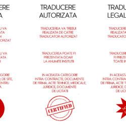 diferente intre traducerea autorizata si alte tipuri de traduceri